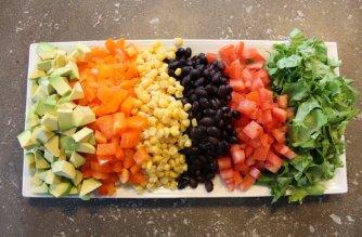 Southwestern Salad: 3ten.ca