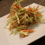 Asian Slaw: 3ten.ca #salad #vinaigrette