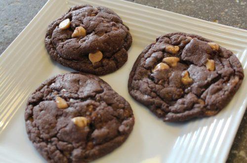 Chocolate Cake Mix Cookies: 3ten.ca