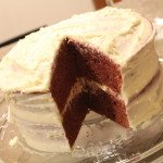 Natural Red Velvet Cake: 3ten.ca #redvelvet #natural