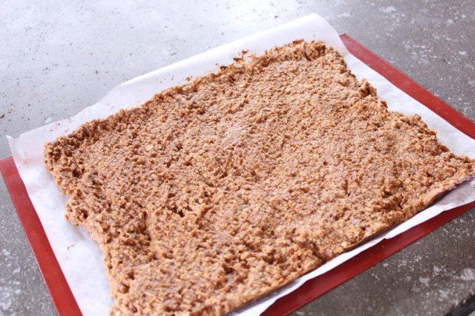 Pumpkin Spiced Protein Bars: 3ten.ca #protein #breakfast #eathealthy
