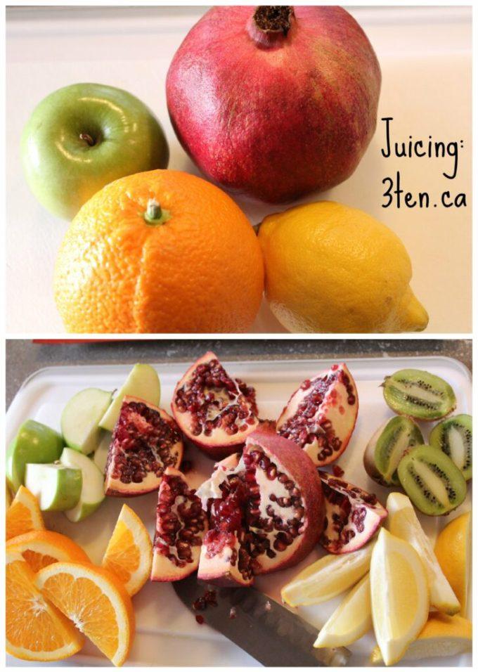 Juicing: 3ten.ca #juice #eathealthy