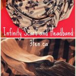 Infinity Scarf and Headband Winners