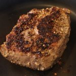 Lamb Leg Steak: 3ten.ca #lamb #steak