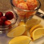 Straw-Orange Lemonade