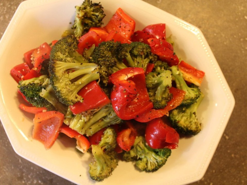 Roasted Vegetables : 3ten.ca