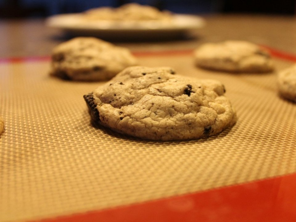 Cookies and Cream Pudding Cookies: 3ten.ca
