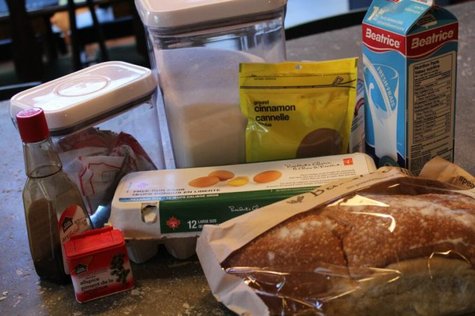 Baked French Toast: 3ten.ca #breakfast