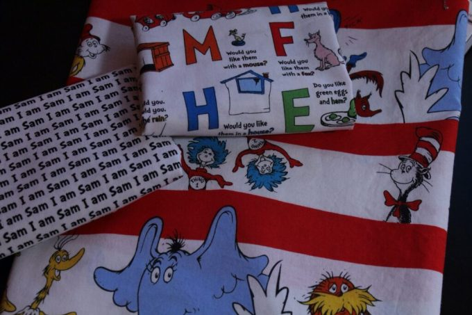 Dr. Seuss Bath: 3ten.ca #sewing