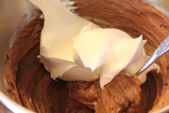 Nutella no-bake Cheesecake: 3ten.ca #nutella #dessert #nobake
