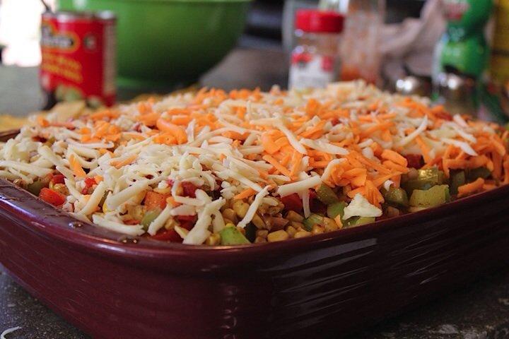 Mexican Lasagna: 3ten.ca