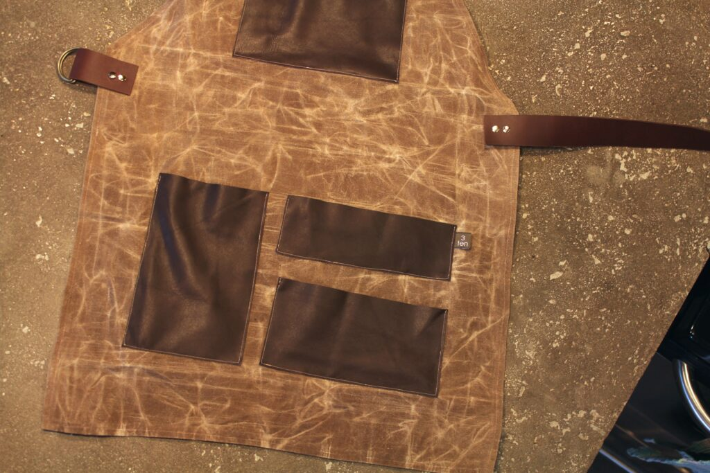 Sewing: Woodworking Apron