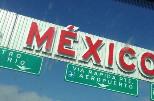 Mexico Border: 3ten.ca