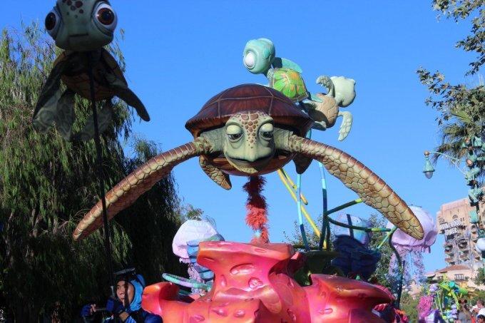 Disney's Pixar Parade: 3ten.ca
