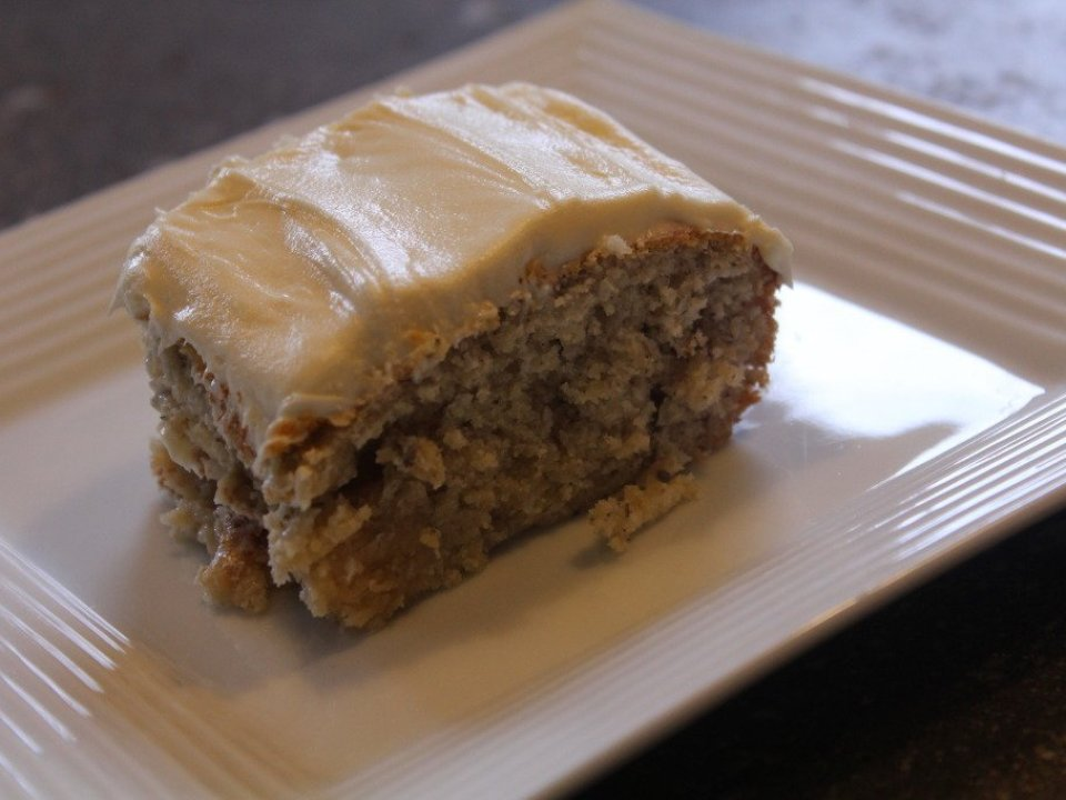 Fluffy Banana Cake: 3ten.ca