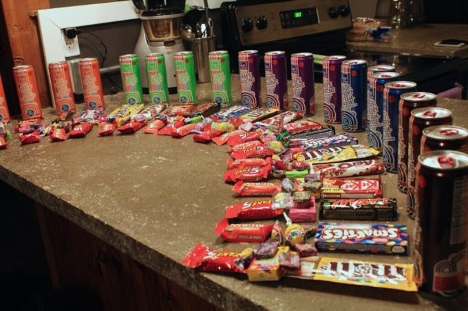 Halloween Treat Bags: 3ten.ca