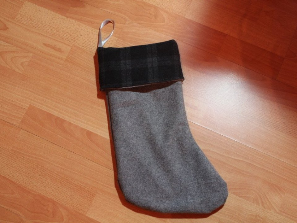 Reversible Stocking: 3ten.ca