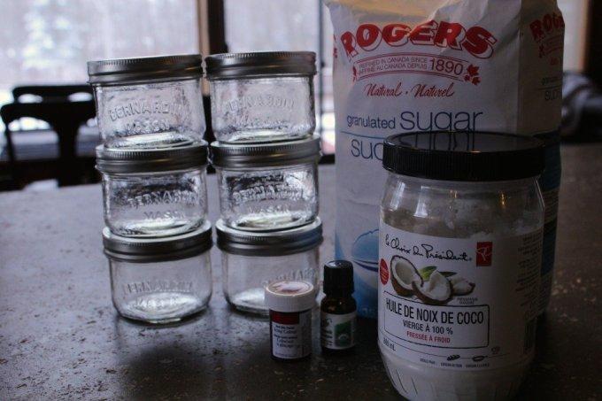 Holiday Sugar Scrub: 3ten.ca