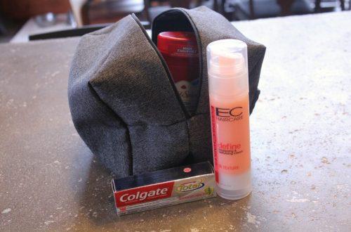 Men's Dopp Kit: 3ten.ca