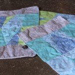 Quilt Burp Cloths