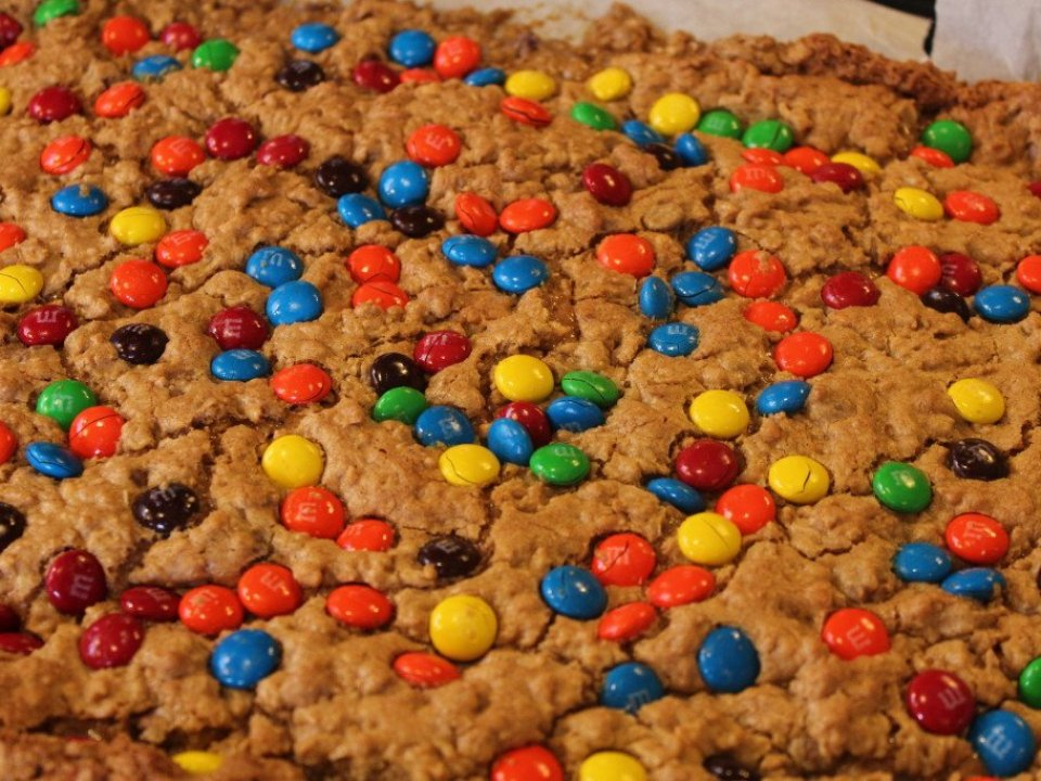 Gluten Free Monster Cookie: 3ten.ca