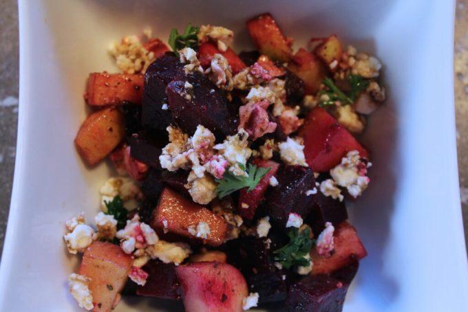 Beet & Apple Salad: 3ten.ca