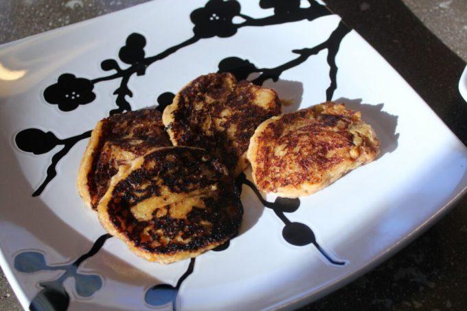 Plantain Pancakes: 3ten.ca