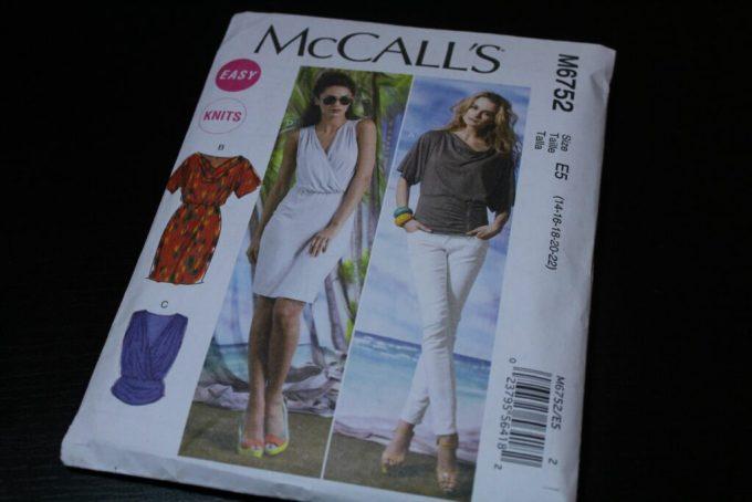 McCalls 6752 Pattern Review: 3ten.ca