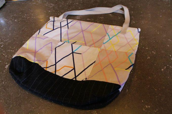 Big Zip Bag: 3ten.ca