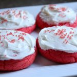 Canada Day Cookie
