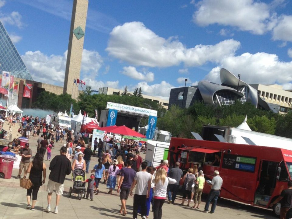 Taste of Edmonton 2015: 3ten.ca