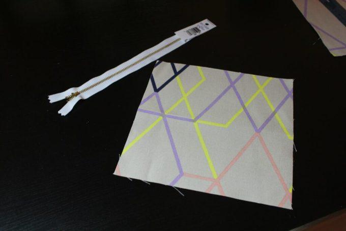 Clutch with Wrist Strap Sewing Tutorial: 3ten.ca