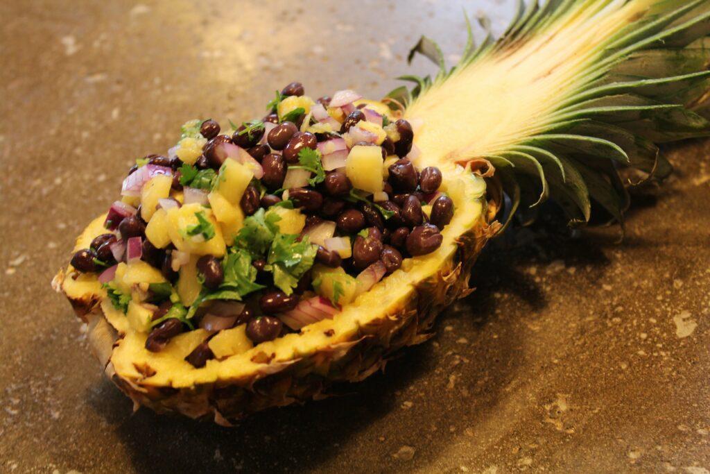 Fresh Pineapple Salsa: 3ten.ca