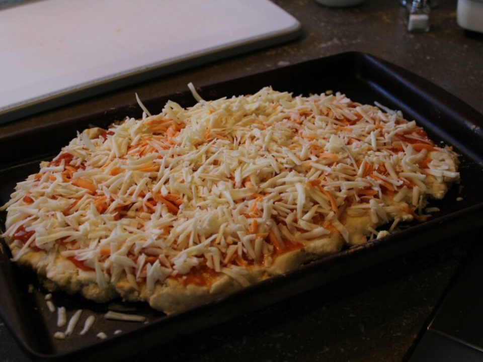 Easy Gluten Free Pizza: 3ten.ca
