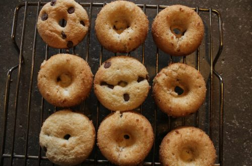 Cake Mix Donut: 3ten.ca