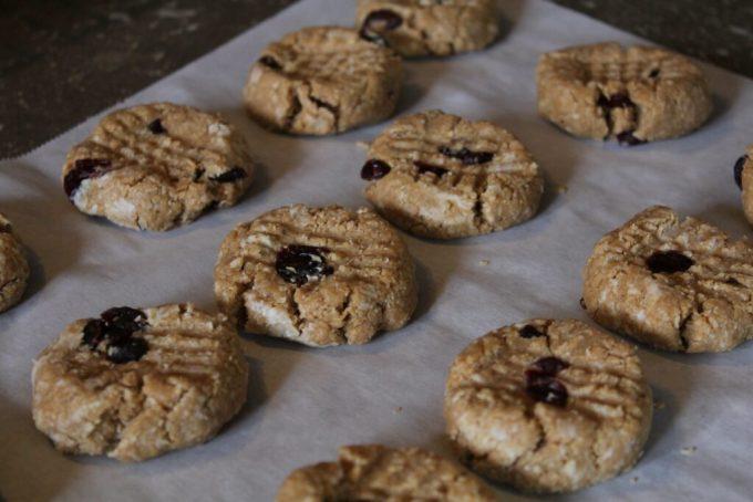 No Bake Peanut Butter Cookie: 3ten.ca