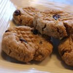 No Bake Peanut Butter Cookie