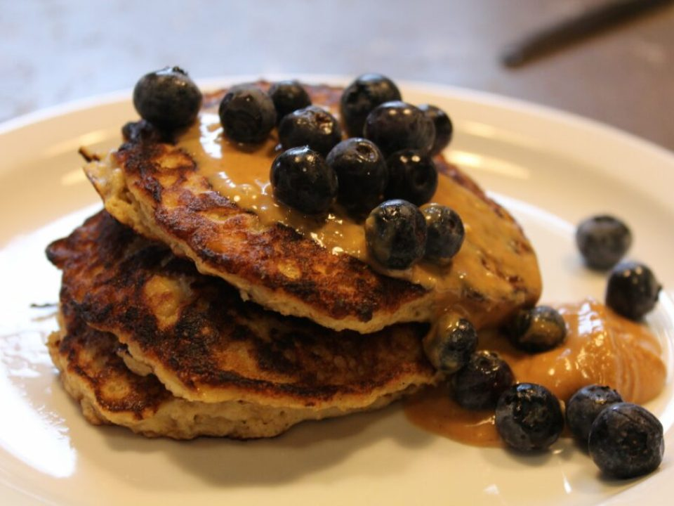 Banana Pancakes: 3ten.ca