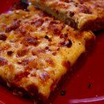 Lentil Flour Pizza