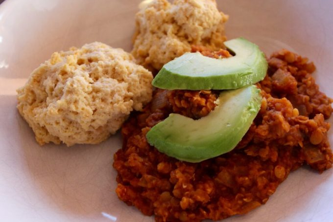 Lentil Sloppy Joes: 3ten.ca