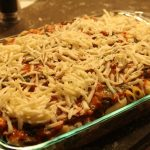 Penne Lasagna Bake