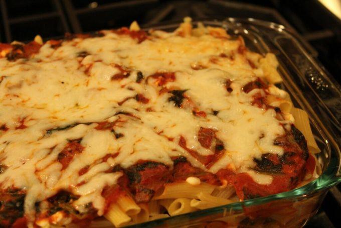 Penne Lasagna Bake: 3ten.ca