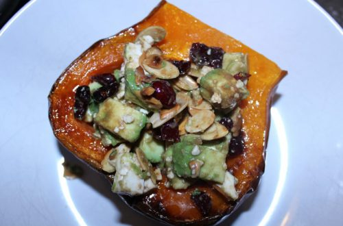 Butternut Squash Salad: 3ten.ca