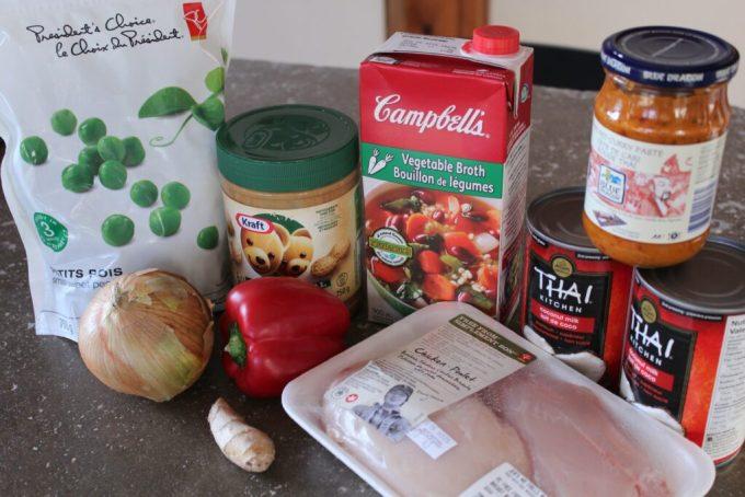 Coconut Curry Soup: 3ten.ca