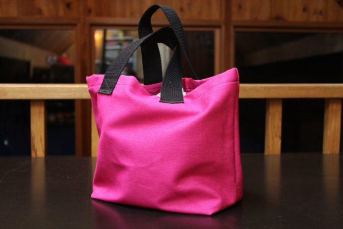 Week Four Lunch Box Bag: 3ten.ca
