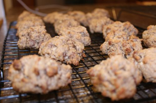 Oatmeal Chocolate Chip Cookies: 3ten.ca