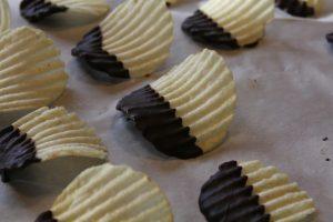Dipped Wavy Chips: 3ten.ca