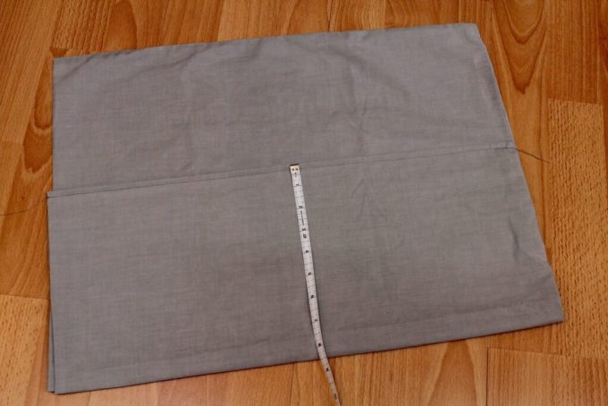 Pillow Case Apron: 3ten.ca
