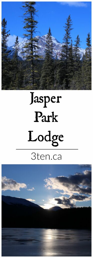 Jasper Park Lodge: 3ten.ca