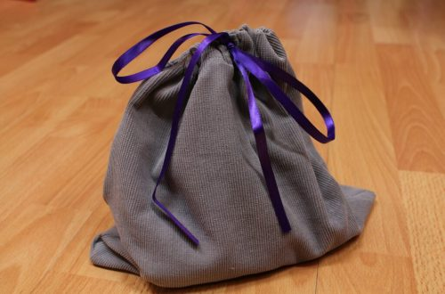 Drawstring Bag: 3ten.ca